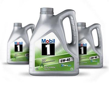 Olej silnikowy mobile 1